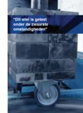 informatie zwenkwielen boutgat 125 mm rem kogellager