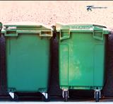 containers zwenkwiel rem