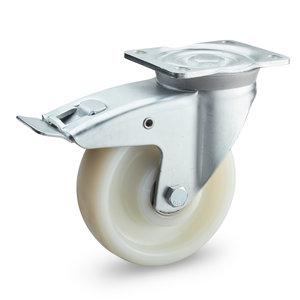 zwaarlast wiel rem