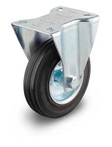 bokwiel rubber 200 mm