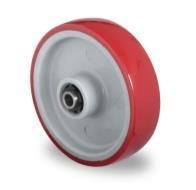 los wiel rood