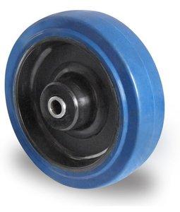 wiel 80 mm rollager