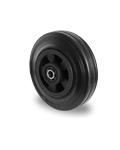rubber wiel