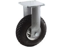 Zwaar bokwiel met luchtband 260 mm
