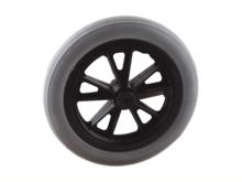 groot rollator wiel