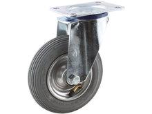 200 mm zwenkwiel met luchtband