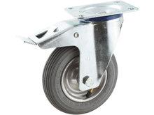 zwenkwiel met luchtband en rem 200mm